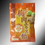梅肉生姜味エキス飴